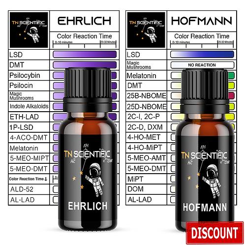 TN Scientific | Ehrlich & Hofmann Reagent Testing Kit ~