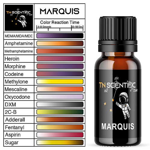 TN Scientific   Marquis Reagent Testing Kit ~