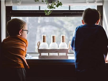 8 Tips For Surviving Weeks of Isolation with Small Children