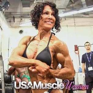USA MuscleWomen 2013 Nationals