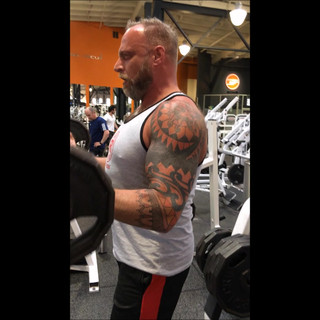 Mike Russell bar curls 2.23.16.mp4