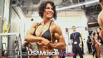 Personal trainer, bodybuilder, san francisco, ca, MuscleMakerSue