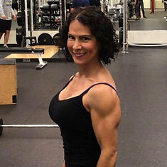musclemakersue, best personal trainer, bodybuilder, san francisco, female