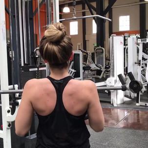 Lauren back