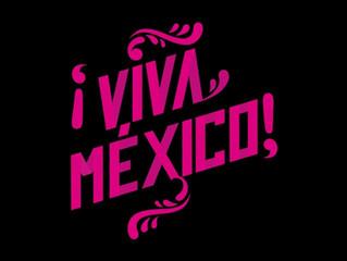 Happy Birthday Mexico!