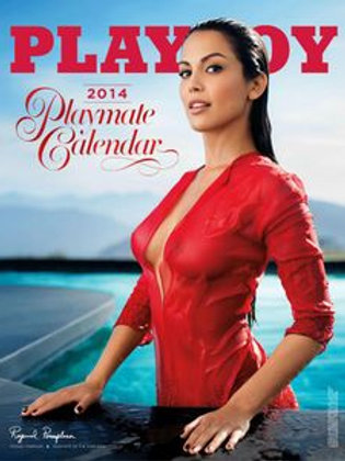 Playboy Calendar 2014 - Autographed