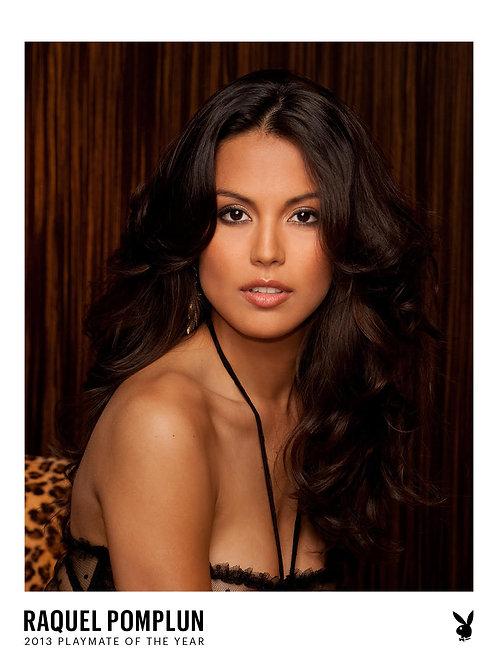 Official Raquel Pomplun Playboy PMOY Headshot