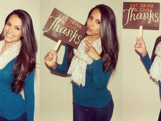 Thankful = Grateful