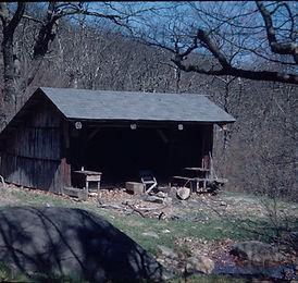 earl shaffer trail shelter appalachian trail thru hiking hiker veteran warrior expeditions nonprofit first thru hiker mount katahdin hiking history trail shelter