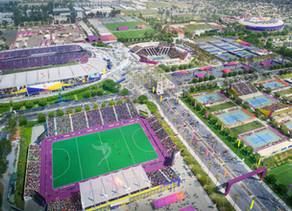 The Olympic Games Are Returning to Carson!