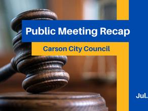 Council Meeting Recap: July 6, 2021