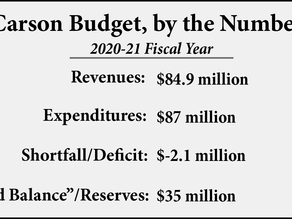 Council Passes $87 Million Budget; COVID-19 Costs Limit City Revenue, Create Cuts