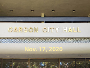 Council Meeting Recap: Nov. 17, 2020