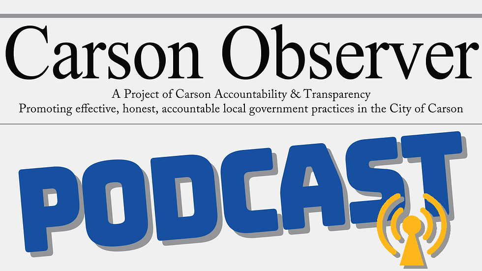 Carson Observer Podcast Title Screen.png