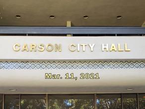 Council Meeting Recap: Mar. 11, 2021