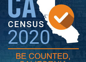 Fill Out Your Census Now!