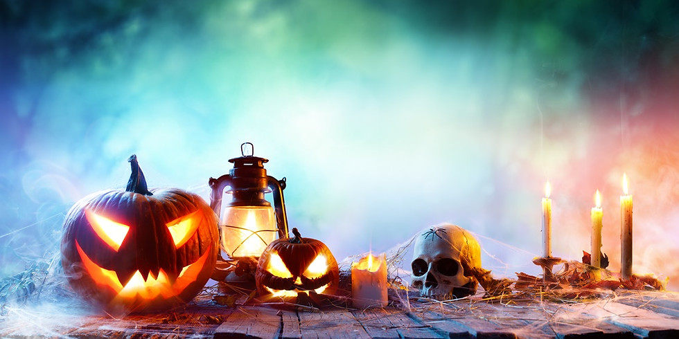 Halloween Obstacle Course & Party