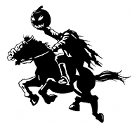 Lheadless-horseman-clipart-black-and-whi