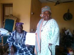 Araba Agbaye Abiye Awo Agbaye Fayomi Falade Aworeni