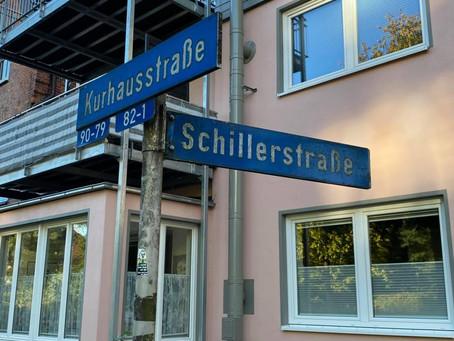 Informativer Stadtspaziergang Kurhausstraße