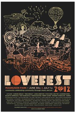 Lovefest 2012