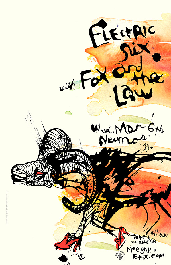 Fox and the Law
