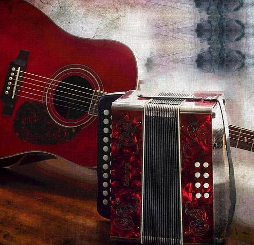 12.4. Kitaran, kanteleen, harmonikan ja laulun ilta