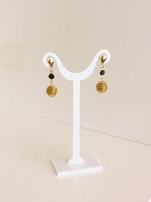 Boucles d'oreilles Bolinha
