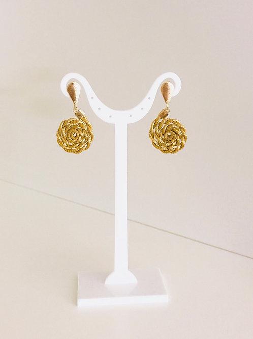 Boucles d'oreilles les 2escargots