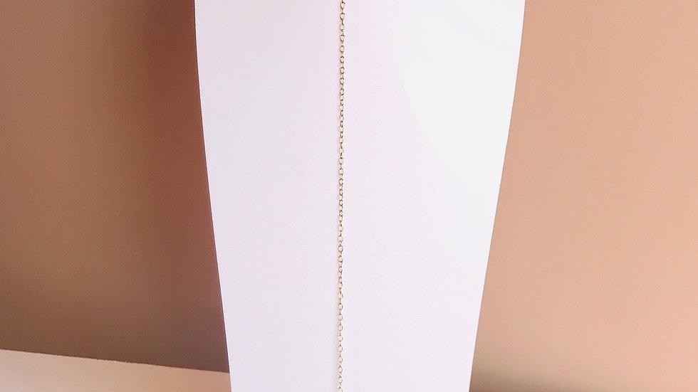 Collier Cravate 2en1