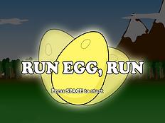 Play Run Egg, Run online!