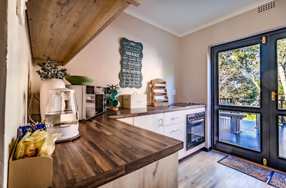 Wilderness Metanoia kitchen