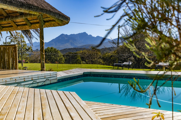 Wilderness Metanoia swimming pool