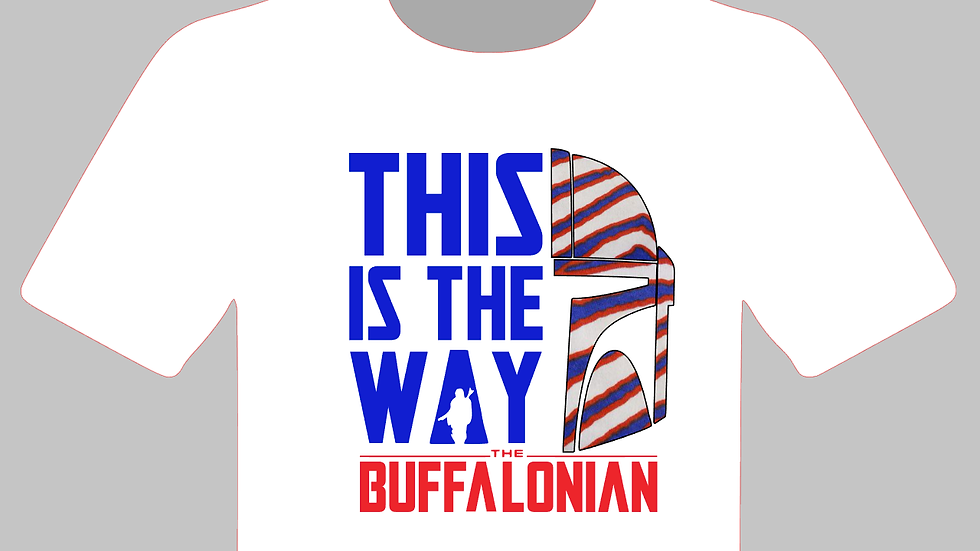 Buffalonian Dry-Fit Sublimated Shirt