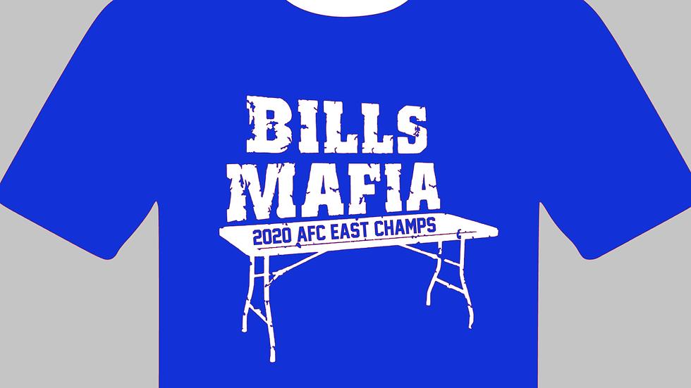 Bills Mafia AFC East Champions Shirt