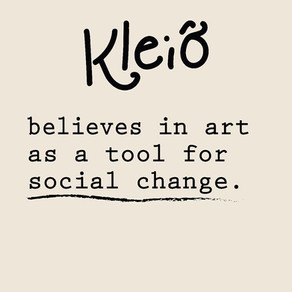 How Kleió Collective are activating marginalised histories