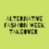 Alternative fashion week takeover