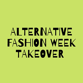 Alternative fashion week takeover