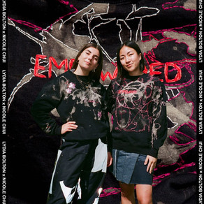 The 'empowered' jumpers championing creativity and community
