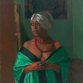 The Instagram account celebrating a Black history of art
