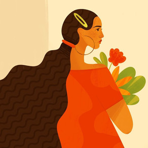 Meet Maia Faddoul and her empowering illustrations