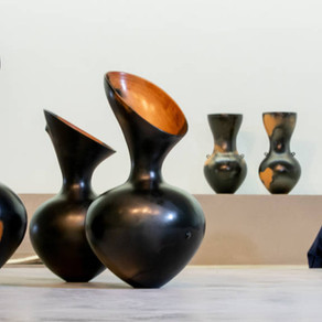 Exploring the beauty in Magdalene Odundo's pottery