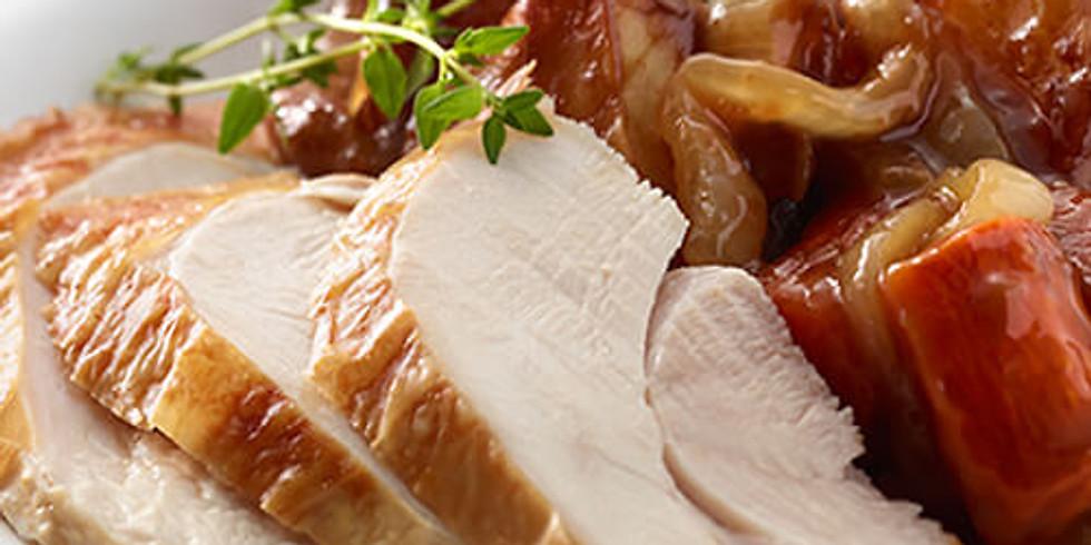 Thanksgiving Community Turkey Distribution