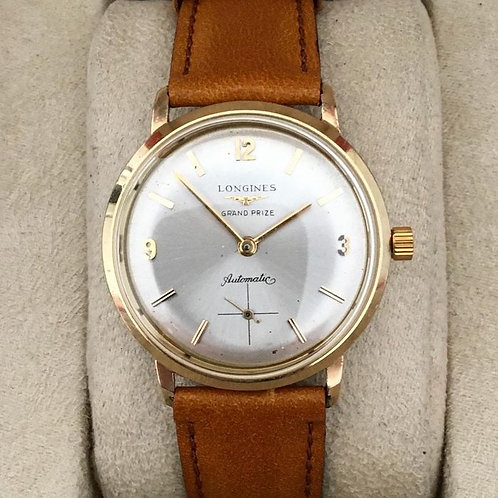 "Longines ""Grand Prize"" 1960-69 (10K Gold)"