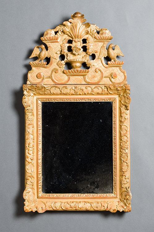 Spiegel Louis XIV, Frankreich frühes 18. Jahrhundert