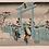 Thumbnail: Utagawa Hiroshige - der Gion Schrei im Schnee