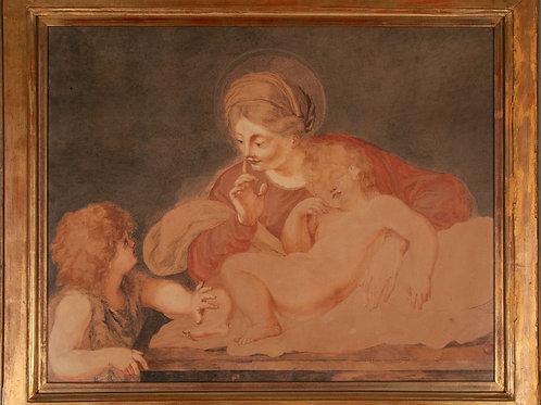 Madonna mit zwei Kindern