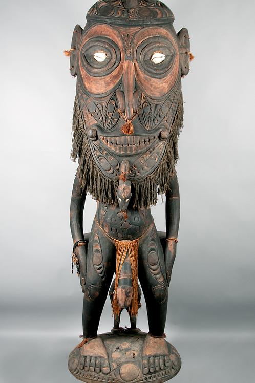 Statue, Sepik (Papua Neuguinea)