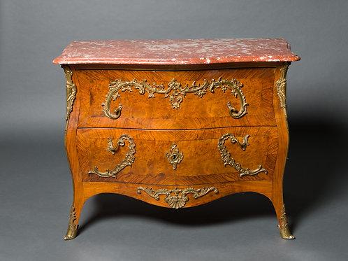 Kommode Louis XV, nach einem Modell von Matthäus Funk