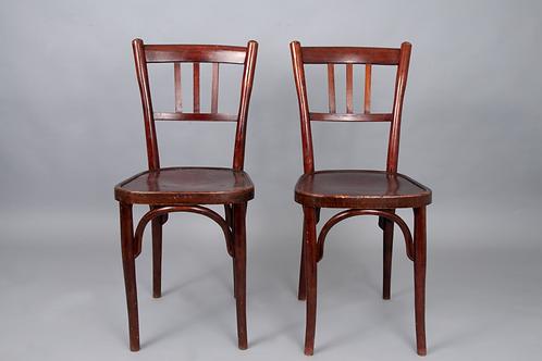 Paar Stühle Horgen Glarus um 1930